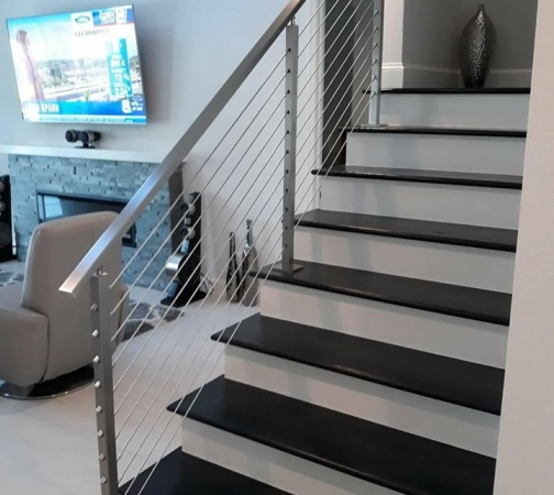Custom Cable Railing System