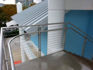 Stainless Steel Cable Railing System FB3-2000